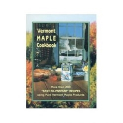 Picture of VERMONT MAPLE COOKBOOK