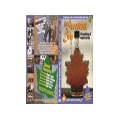 "Image de DVD ""MAKING MAPLE SYRUP"" ANG."