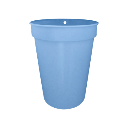 Picture of 3 GALLON BLUE PLASTIC SAP BUCKET