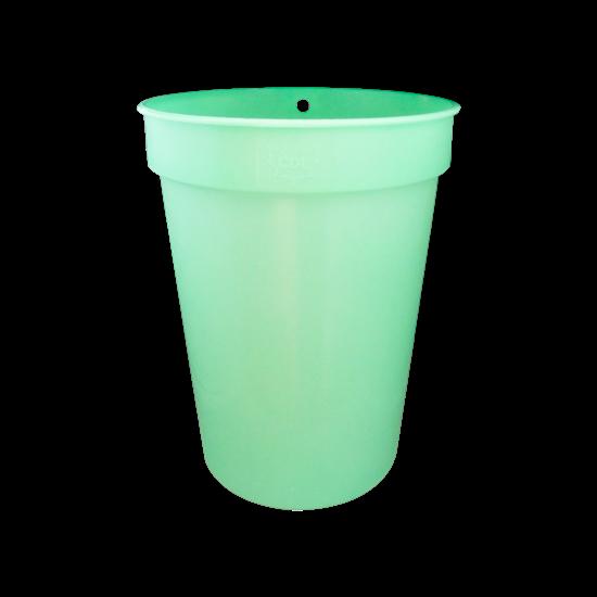 Picture of 2 GALLON GREEN PLASTIC SAP BUCKET