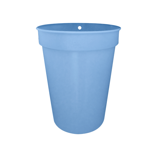 Picture of 2 GALLON BLUE PLASTIC SAP BUCKET