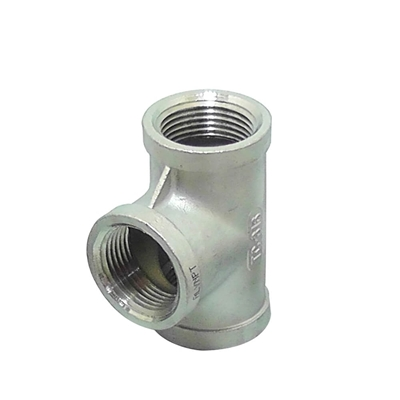 Picture for category Threaded stainless steel fittings