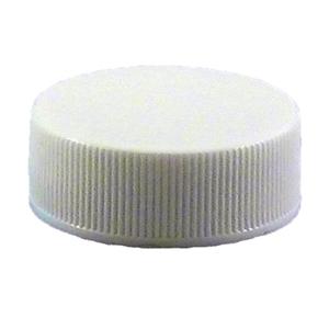Picture of PLASTIC CAP 28-400 WHITE / BASQ.