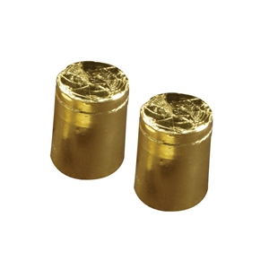 Picture of GOLD FOIL CAPS 34X52MM (100)