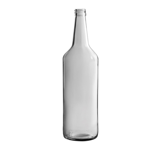 Picture of GLASS BOTTLE WHISKY (SPIRIT) 1L