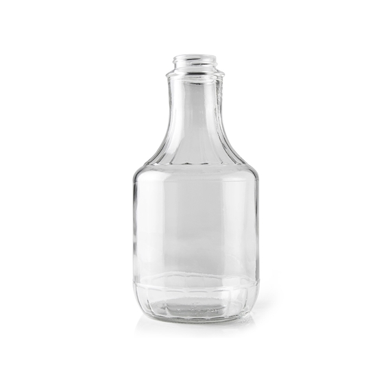 Picture of GLASS BOTTLE DECANTER 32 OZ (CS/12)