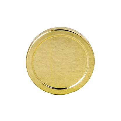 Picture of METAL LID 58TW GOLD / HEXAG. JARS 190ML