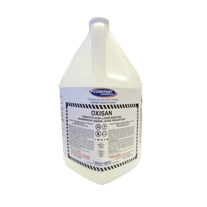 Picture of CLEANER OXYSAN 4 LITERS