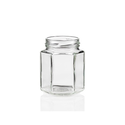 Image de POT HEXAGONAL 190ML