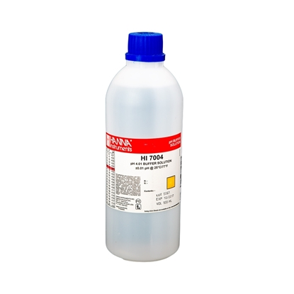 Image de SOLUTION CALIBRATION PH4 500ML