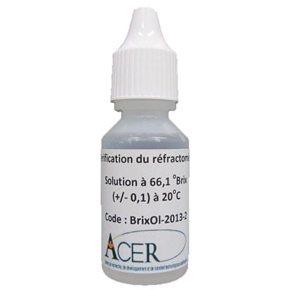 Picture of REFRACTOMETER CALIBRATION SOLUTION