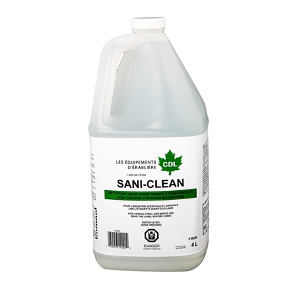 Image de NETTOYEUR SANI-CLEAN 4 LITRES