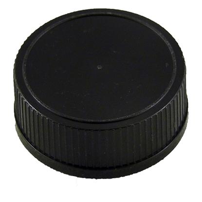 Picture of PLASTIC CAP 18-400 BLACK / 50ML M.LEAF
