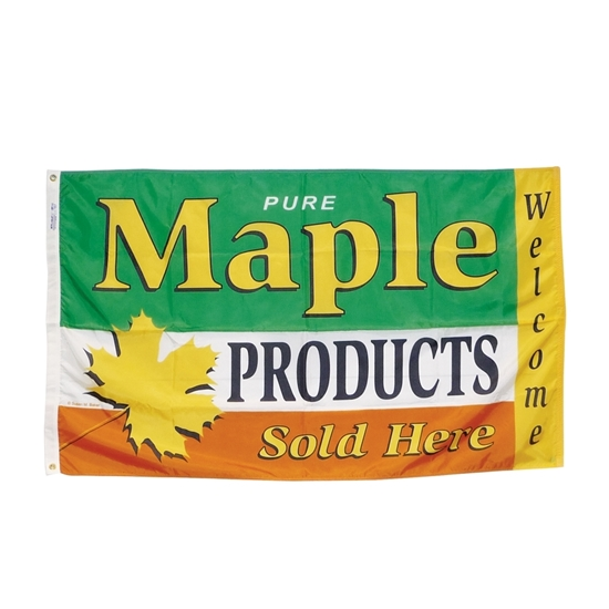 Picture of FLAG 3X5 SALE MAPLE PRODUCT