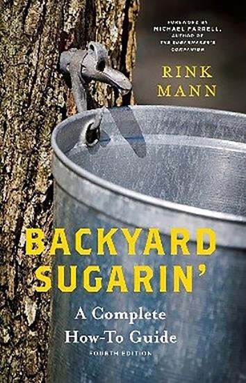 Picture of BOOK BACKYARD SUGARIN' 4TH EDITION ENGLISH