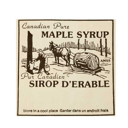 Picture of CANADIAN PURE MAPLE SYRUP