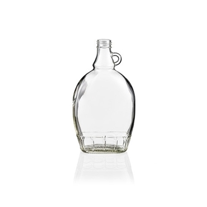 Picture of  GLASS BOTTLE FLAT