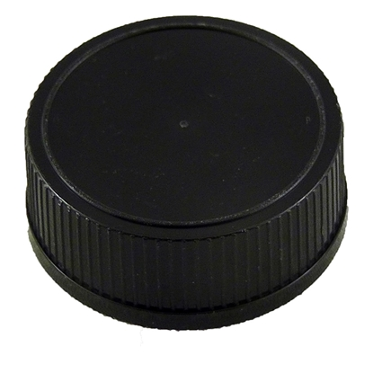 Picture of PLASTIC CAP BLACK