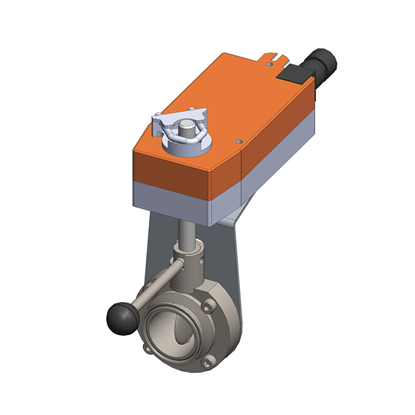 Picture of MOTORIZED VALVE