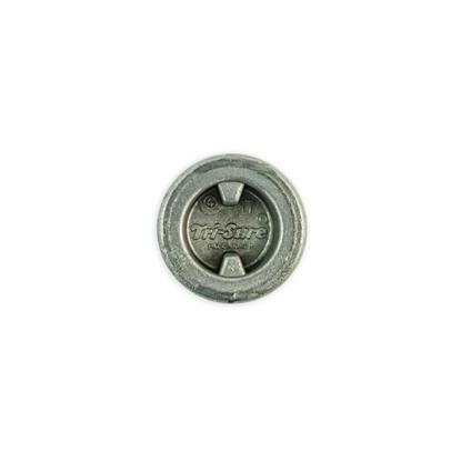 """Picture of  CAP 3/4"""" FOR BARREL (ZINC)"""
