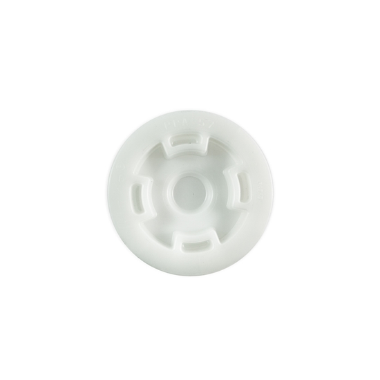"Picture of PLASTIC PLUG 2"" WHITE NPT (SS BARREL/DRUM LINER)"