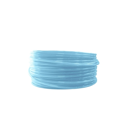 """Picture of TUBING 5/16"""" SEMI-RIGID VISION BLUE 10 YEARS 500'"""