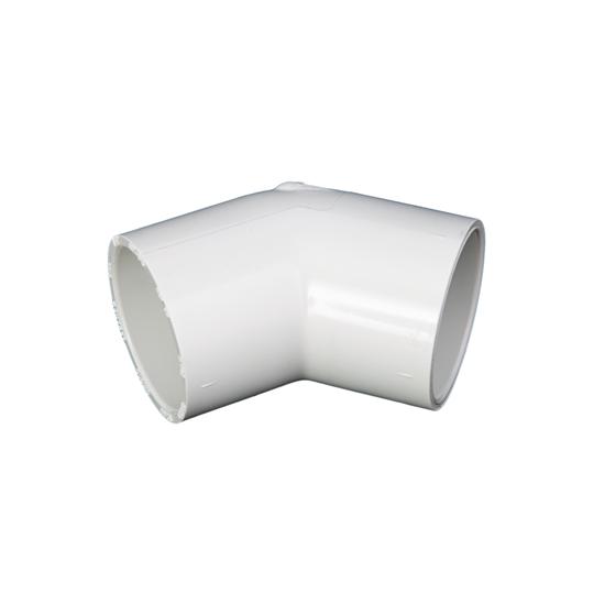 "Picture of PVC ELBOW 1-1/4"" 45° SLIP"