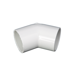 "Picture of PVC ELBOW 4"" 45° SLIP"
