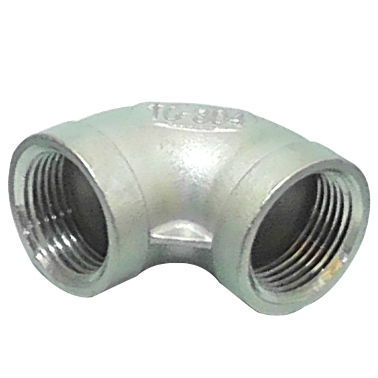 "Picture of SS ELBOW 3/8"" FIPT-FIPT"