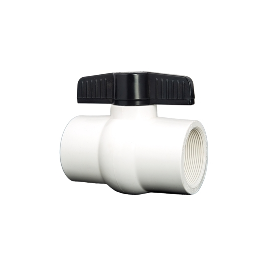 """Picture of PVC BALL VALVE 1-1/4"""" FIPT"""