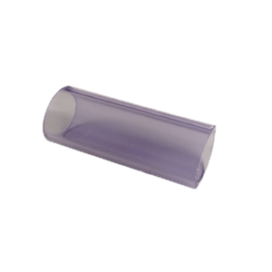 """Picture of PVC PIPE 2"""" RIGID CLEAR (8')"""