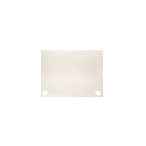 "Picture of FILTER PRESS PAPER 10"" WITH WINGS (box of 400 filter press papers)"