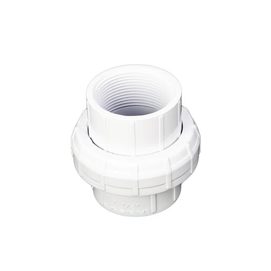 """Picture of PVC QUICK UNION 1"""" FIPT-FIPT"""