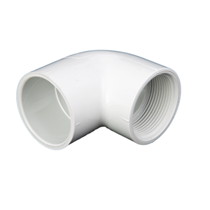 "Picture of PVC ELBOW 4"" 90° FIPT-SLIP"