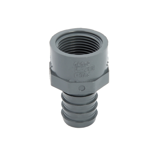 "Picture of PVC ADAPTOR 3/4"" INS-FIPT"