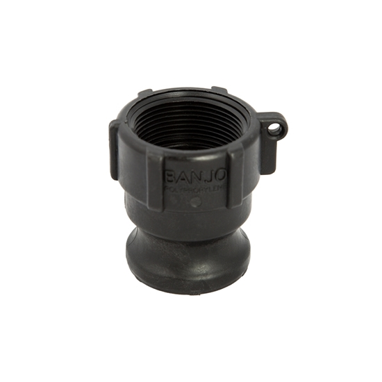 """Picture of QUICK COUPLING (A) 1/2"""" - BANJO"""