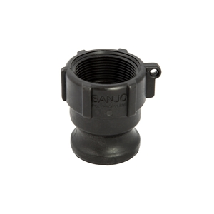 """Picture of QUICK COUPLING (A) 3/4"""" - BANJO"""