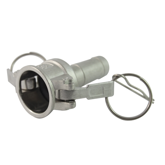 """Picture of SS QUICK COUPLING 1-1/2"""" (C)"""