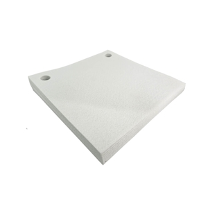 "Picture of FILTER PRESS FELT 20"" 2 HOLES SINGLE PRESS (7/PKG)"