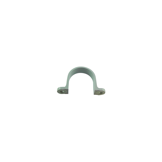 """Picture of PVC STRAP 2"""" (2 HOLE) CLAMP"""