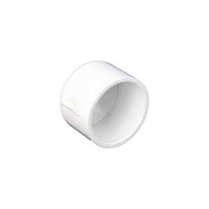 "Picture of PVC CAP 4"" SLIP"