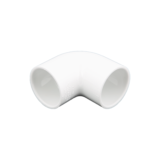 "Picture of PVC ELBOW 4"" SLIP"