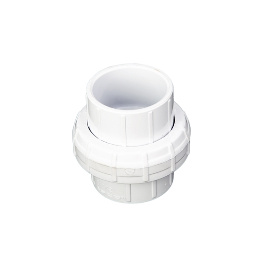 "Picture of PVC QUICK UNION 1-1/4"" SLIP"