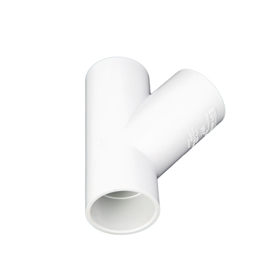 "Picture of PVC  Y 3"" SLIP"