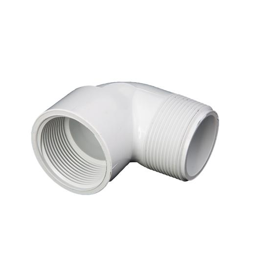 """Image sur COUDE PVC 1-1/2"""" 90° MIPT-FIPT"""