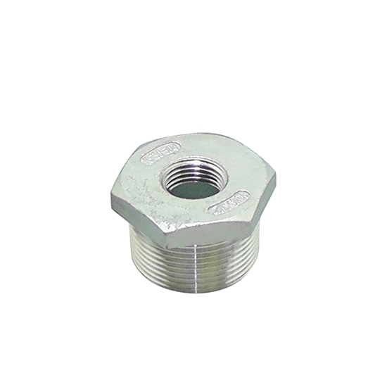 """Picture of SS RED. BUSHING 1-1/4"""" X 3/8"""" MIPT-FIPT"""