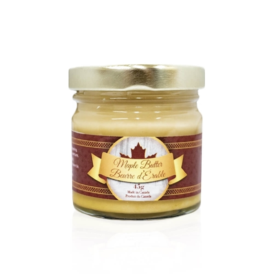 Picture of MAPLE BUTTER 45 GR. BOTTLE