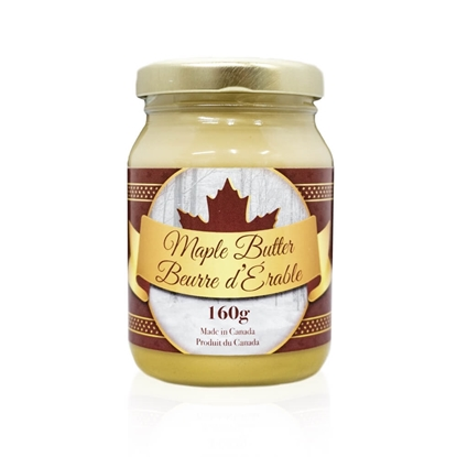 Picture of MAPLE BUTTER 160 GR. BOTTLE