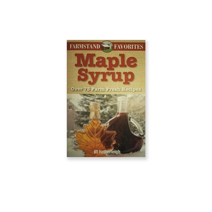 Image de LIVRE FARM FAVOURITES MAPLE SYRUP COOBOOK