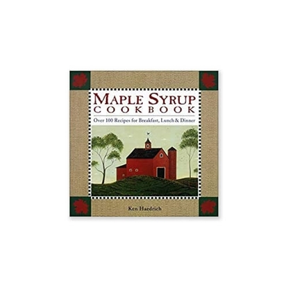 Image de LIVRE MAPLE SYRUP COOKBOOK